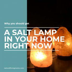living salt lamp 1
