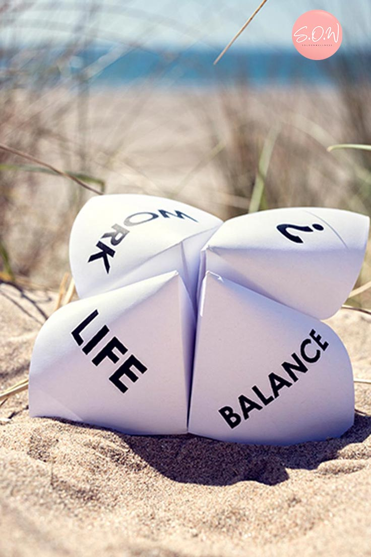 achieve and enjoy work-life balance