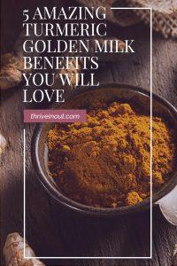 turmeric golden milk benefits spice