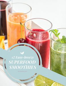 superfood smoothie
