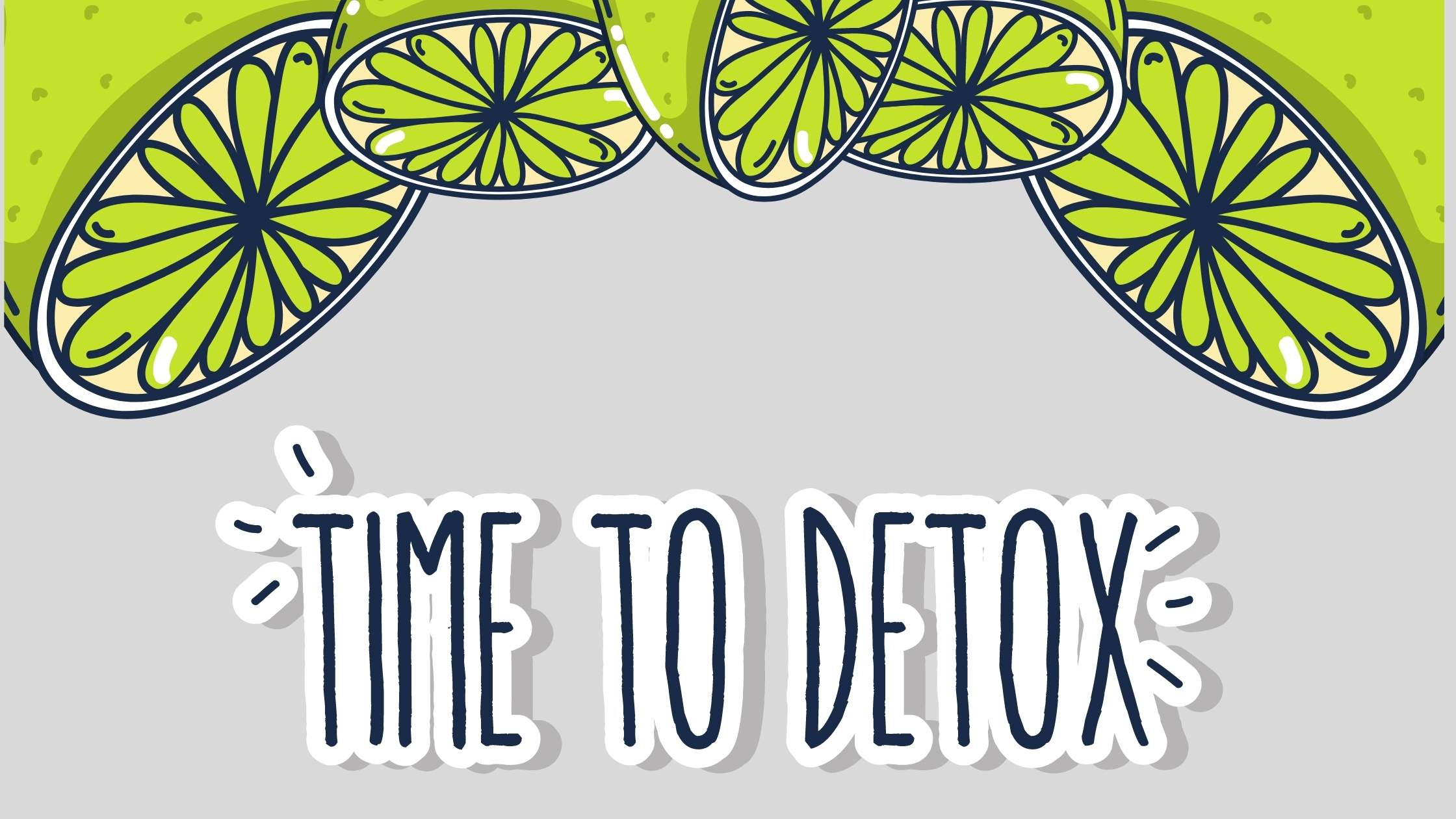 signs you need a detox