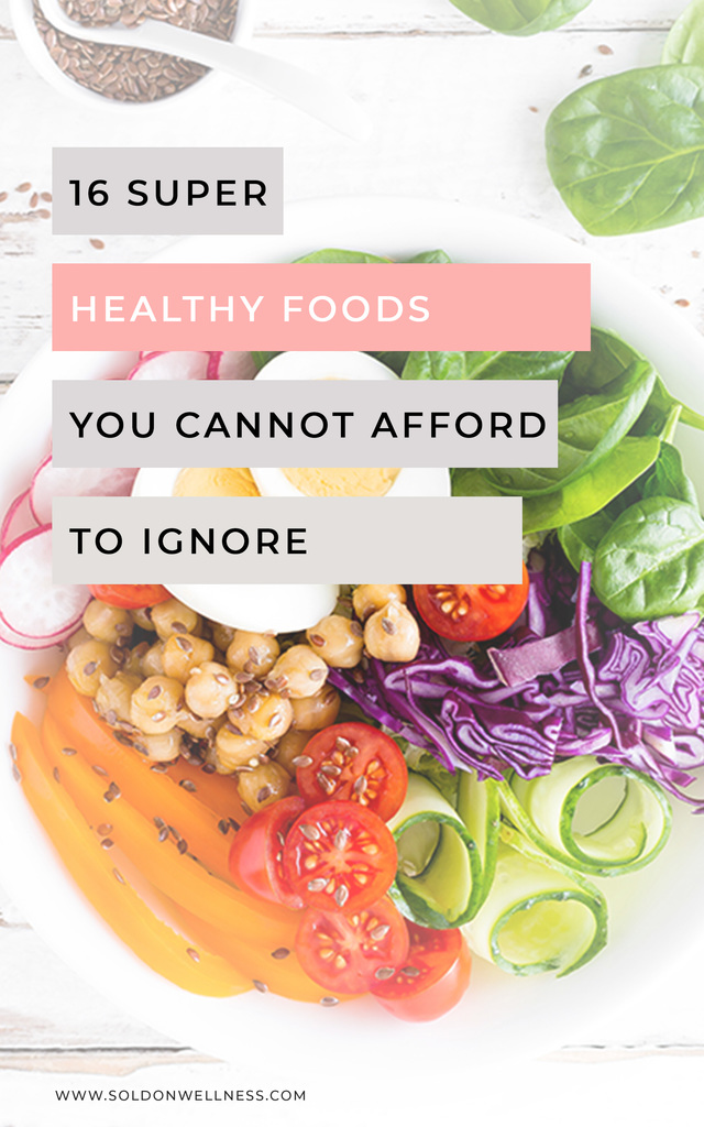 super healthy foods you cant ignore