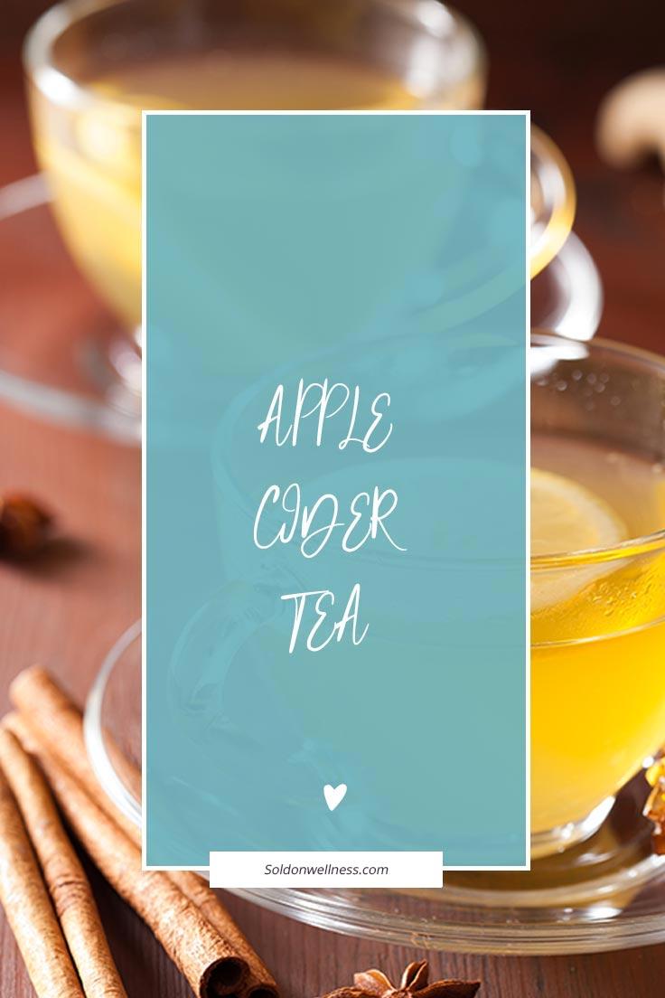 homemade detox tea recipe apple cider