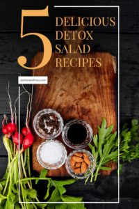 Detox salad recipes