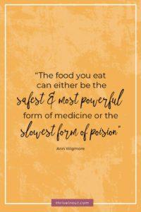 food is medicine PIn