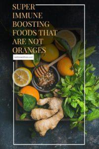 super immune boosting foods