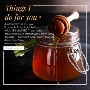 manuaka honey