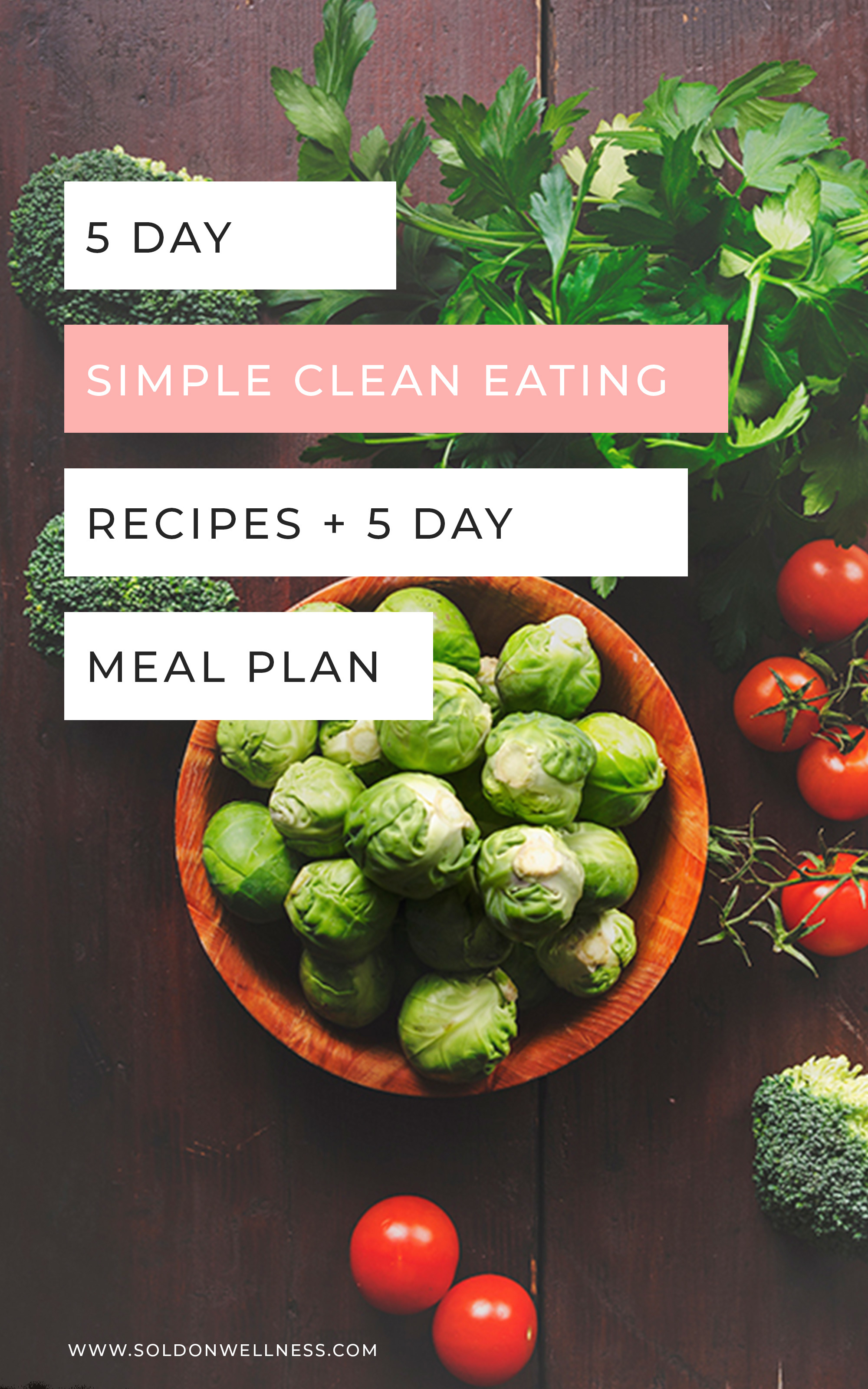 simple clean eating recipes