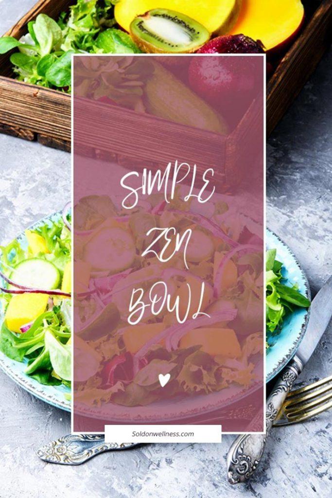 simple zen bowls