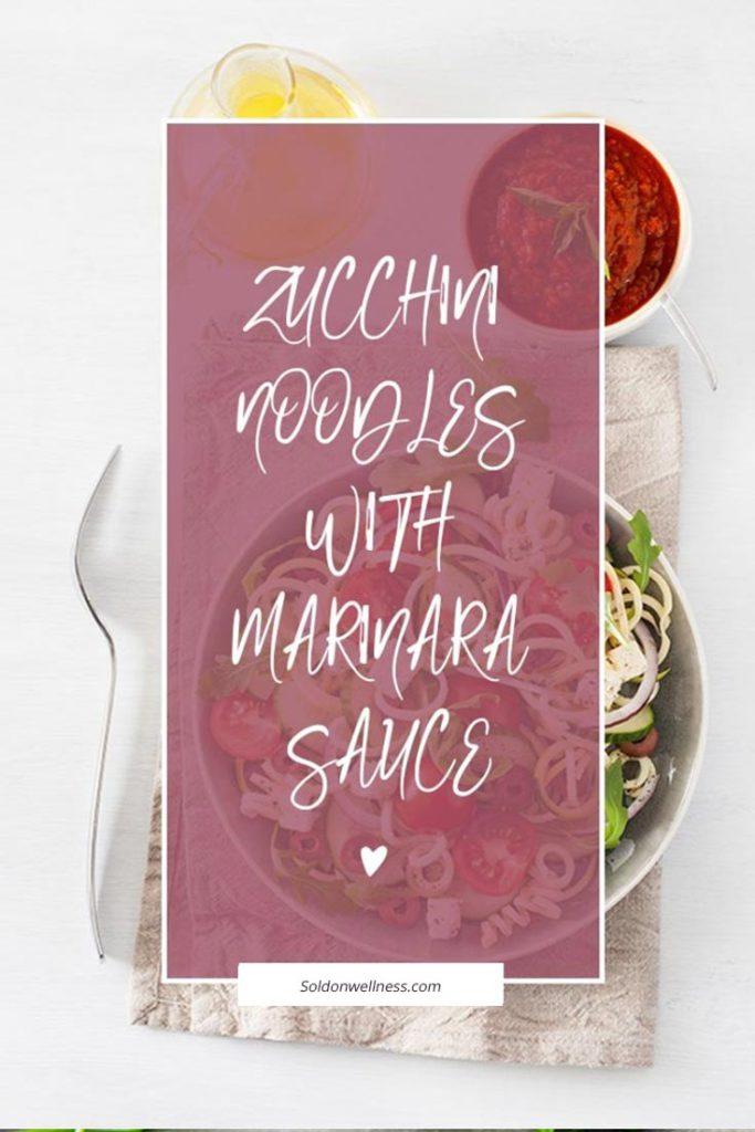 zuchini noodles 1