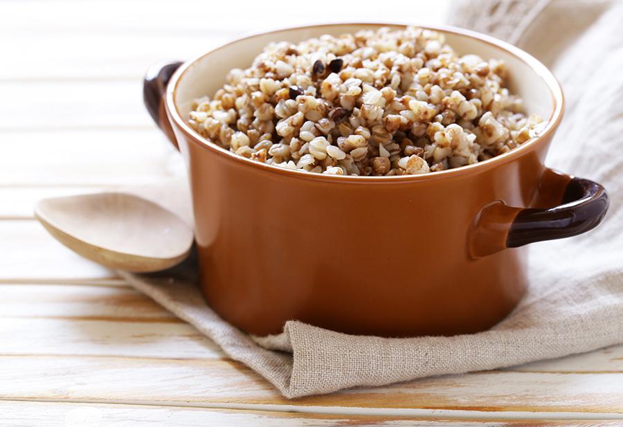 boiled buckwheat porridge PK44Q56