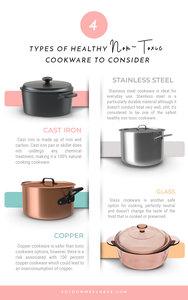 healthy non toxic cookware