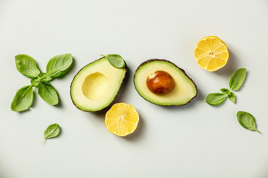 healthy High Fiber foods