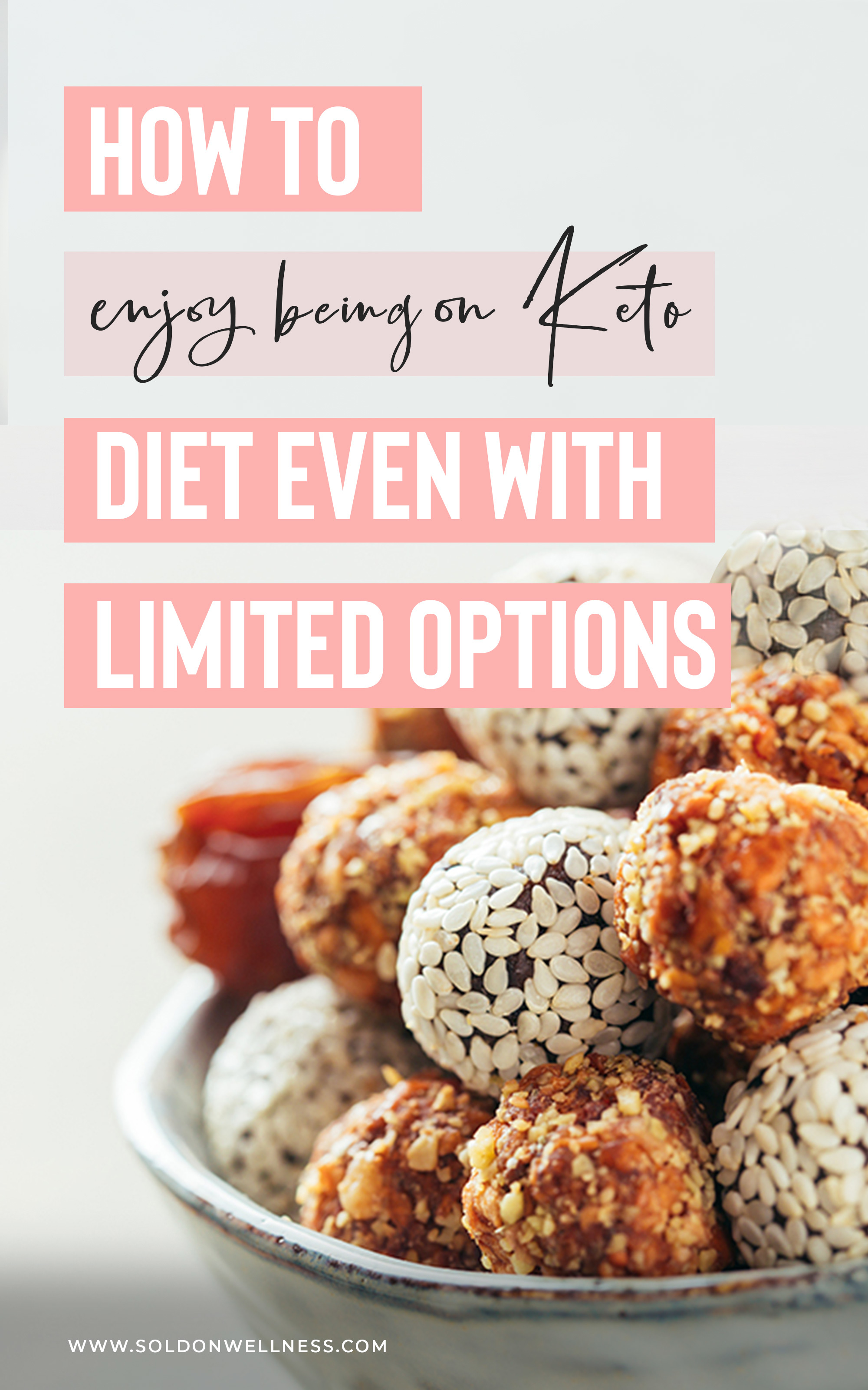 how to enjoy being on keto diet