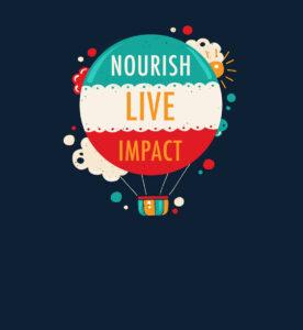 nourishment living making impact