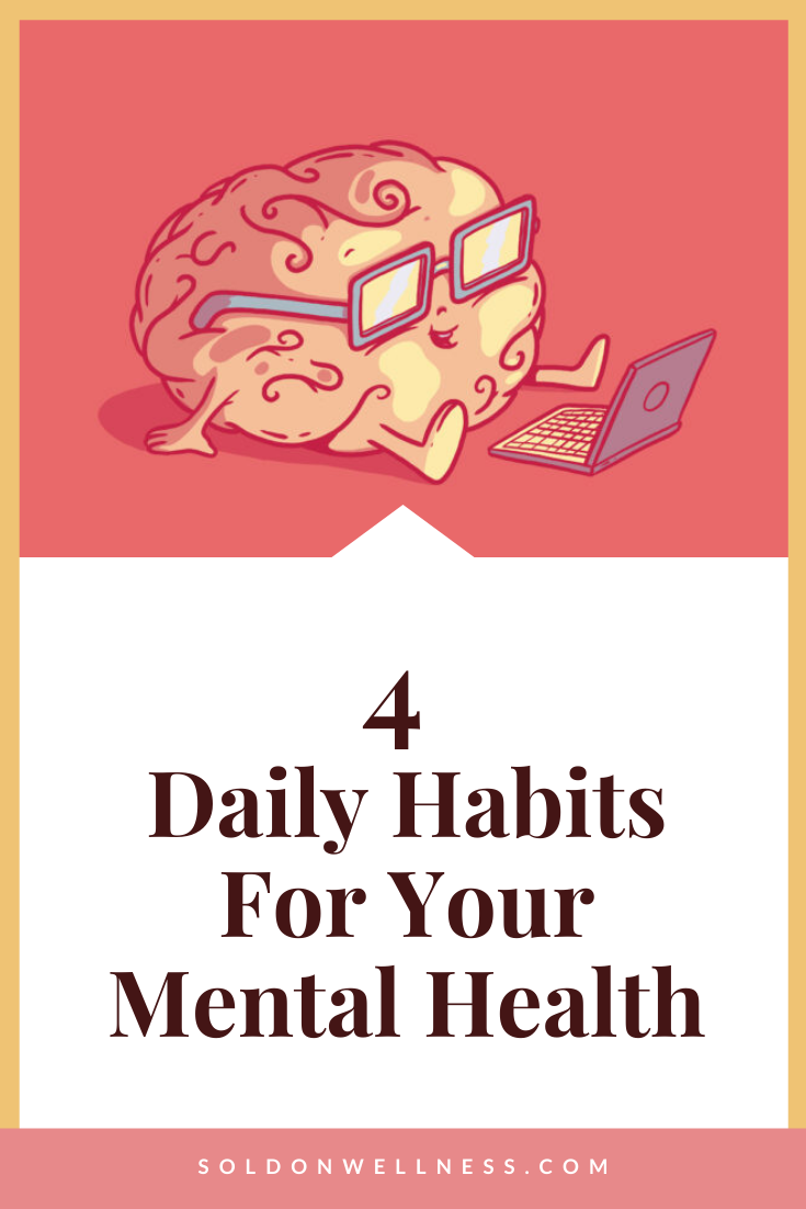 habits for mental health