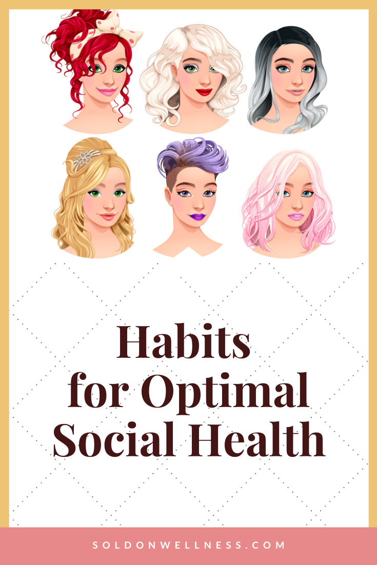 ways to improve your social health