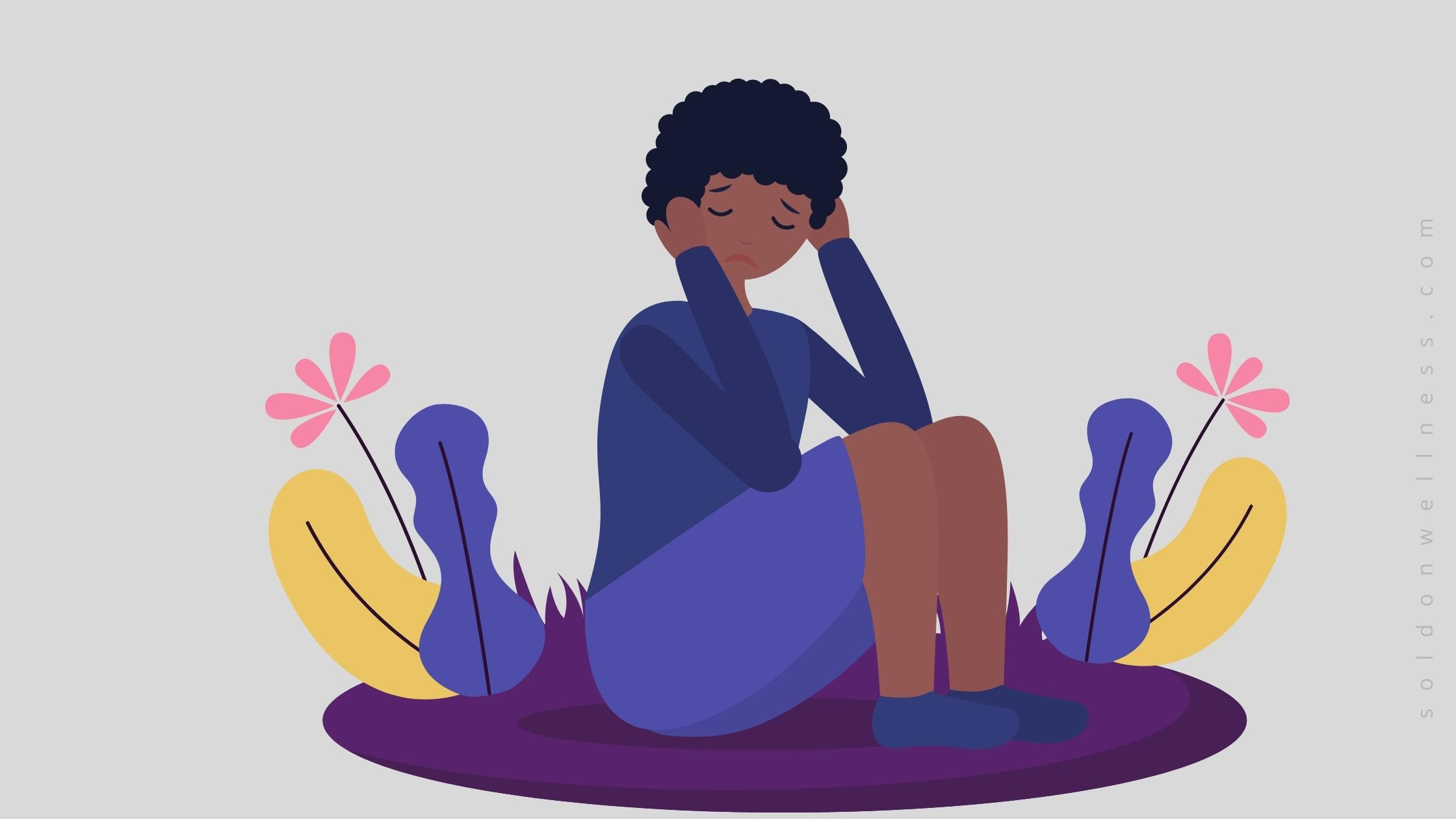 anxiety and stress symptoms
