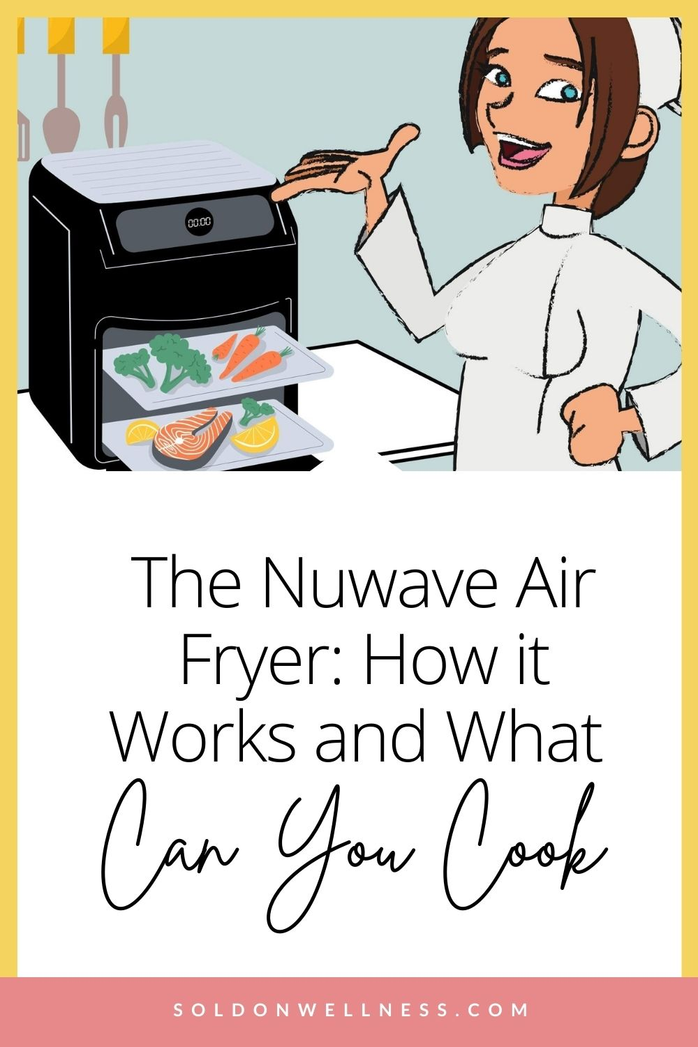 What Is A Nuwave Air Fryer