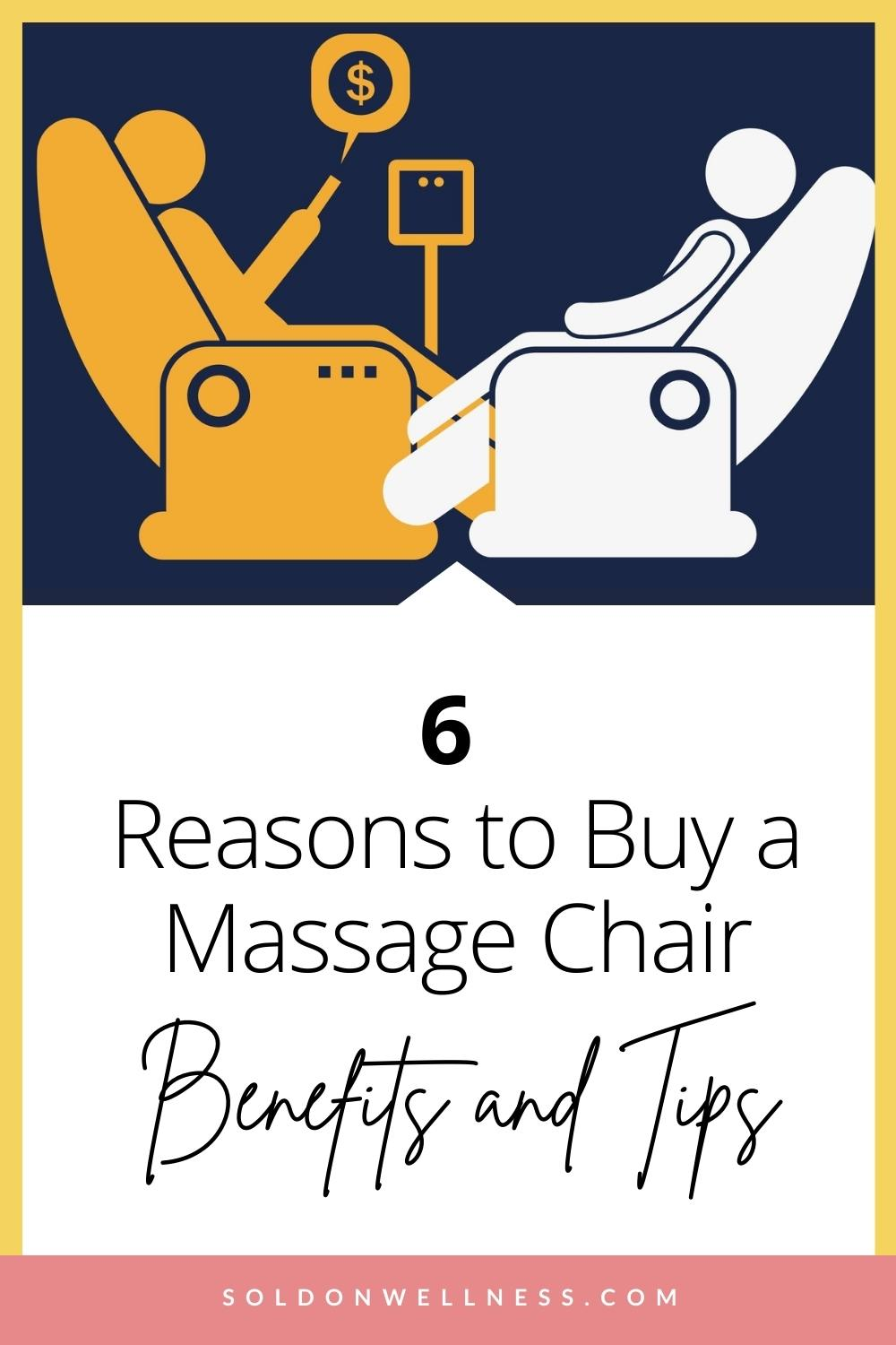 what is a massage chair