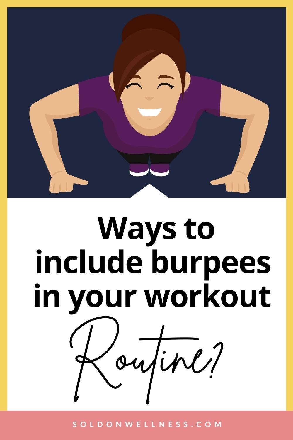 what is a burpee exercise
