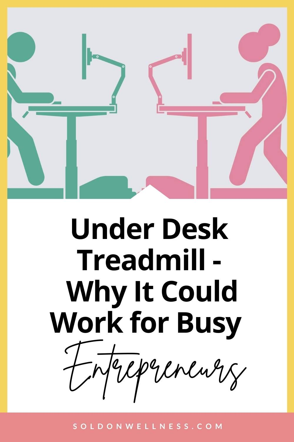 what is an under desk treadmill