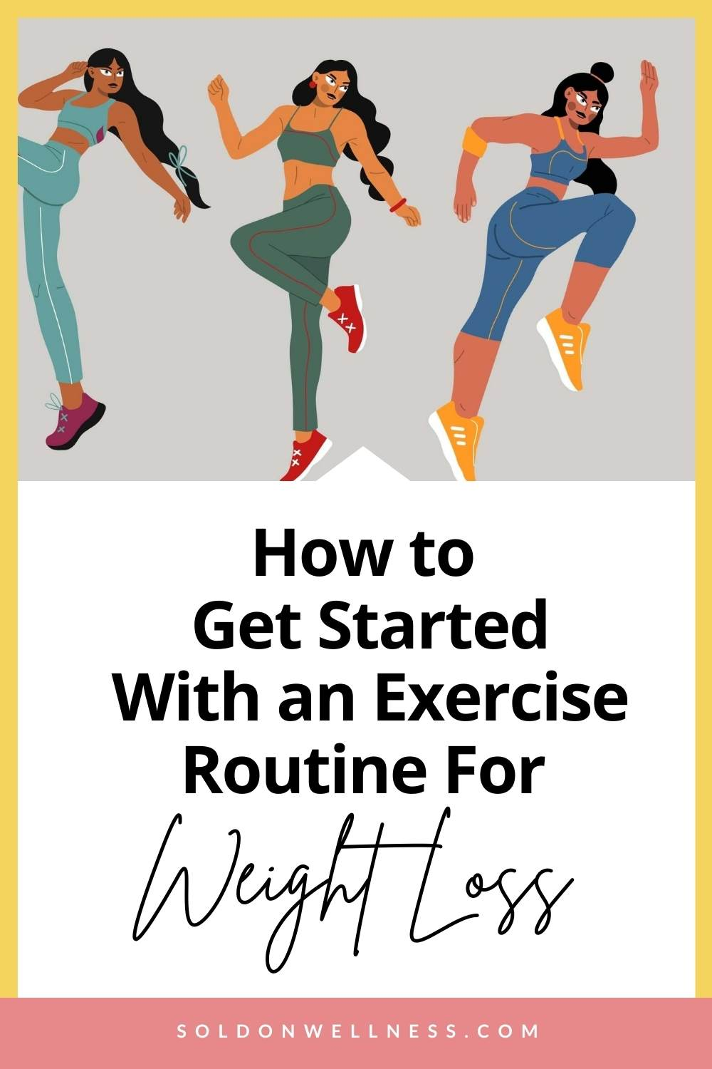what is an exercise routine