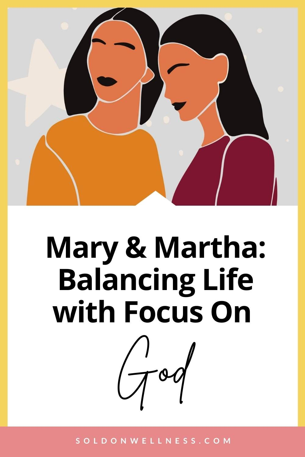 mary and martha in the bible