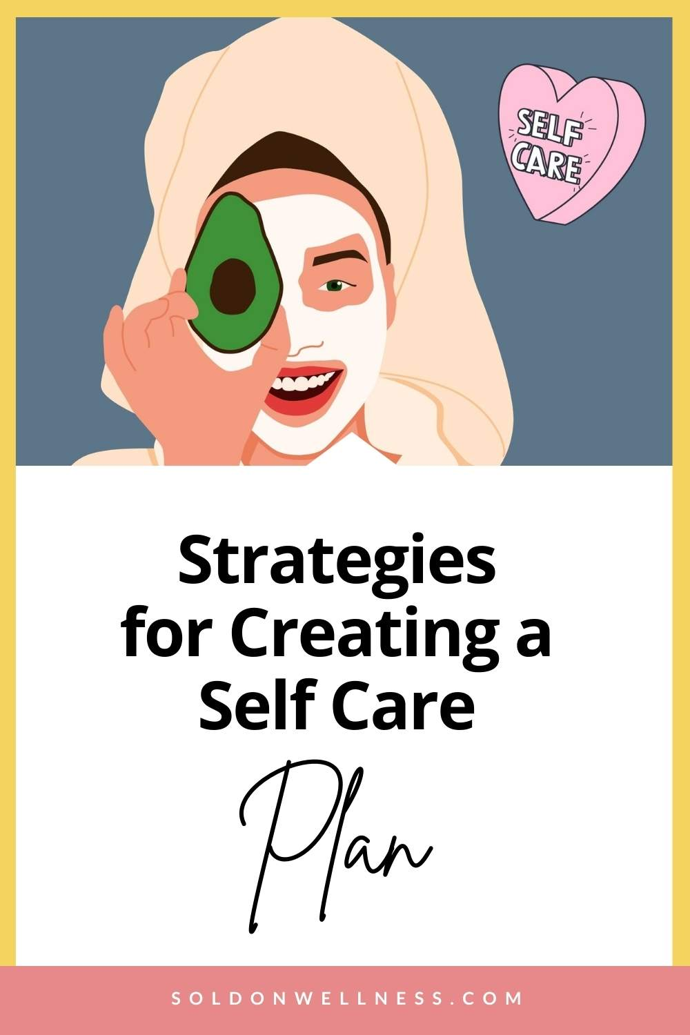 what is a self care plan
