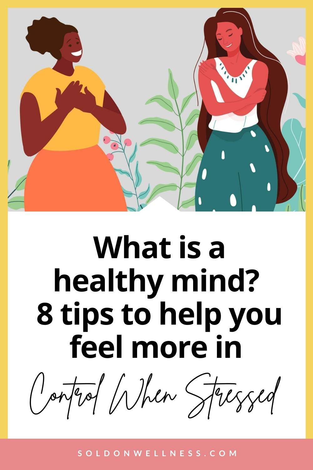 what is a healthy mind