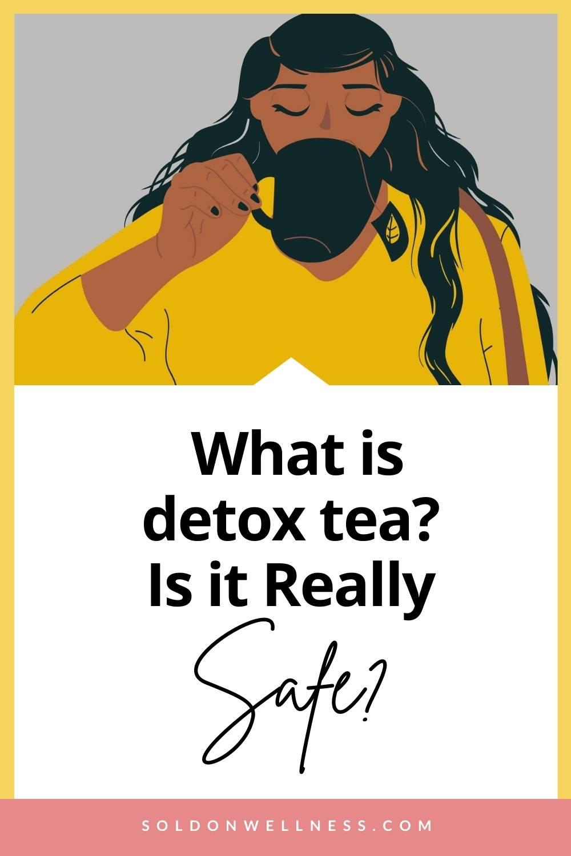 what is detox tea
