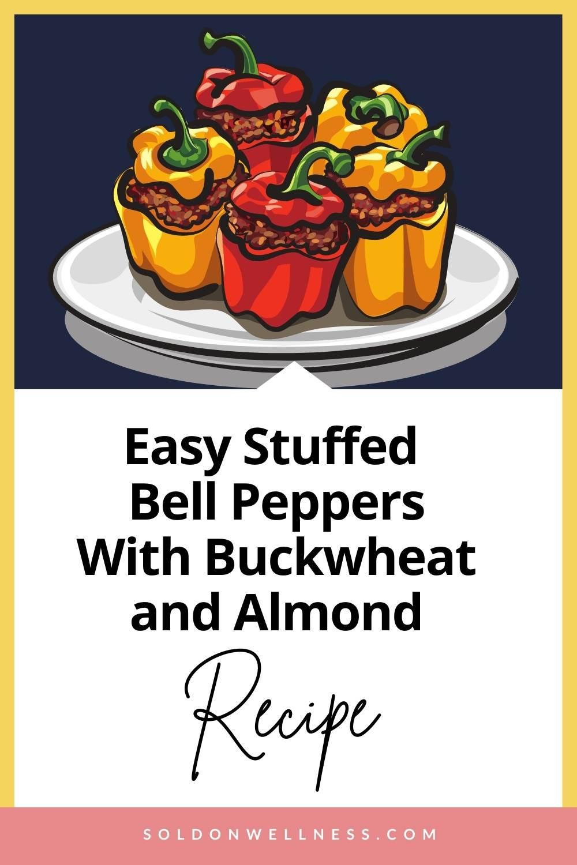 easy stuffed bell pepper