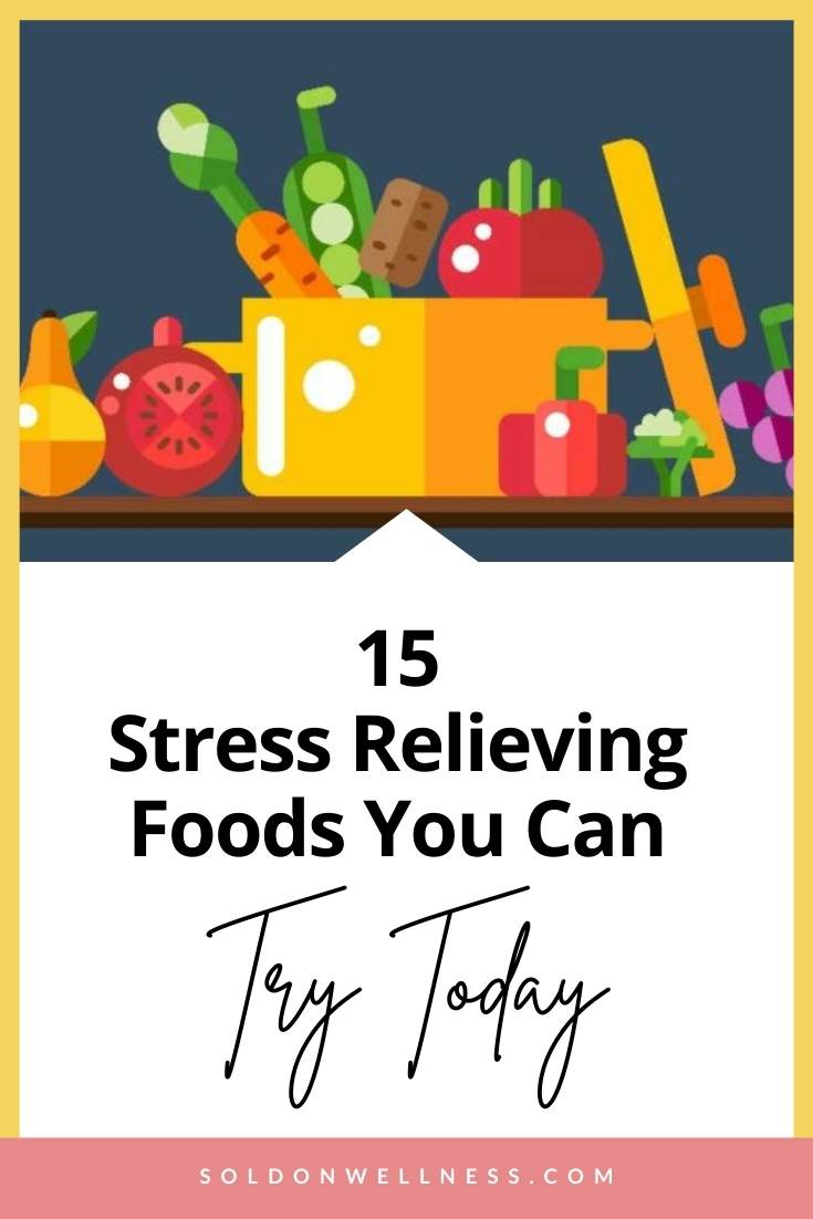 foods that reduce stress levels